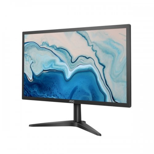 "Монитор Монитор AOC 21.5"" Full HD IPS Full HD (1920 x 1080) (снимка 1)"