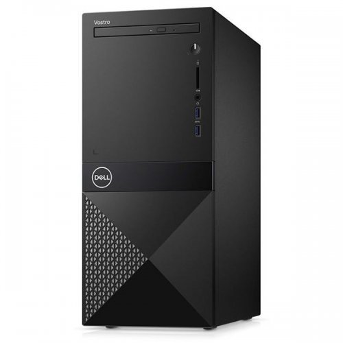 Настолен компютър DELL Dell Vostro 3670 MT, N112VD3670BTPEDB01_1901, Windows 10 Pro 64bit (снимка 1)