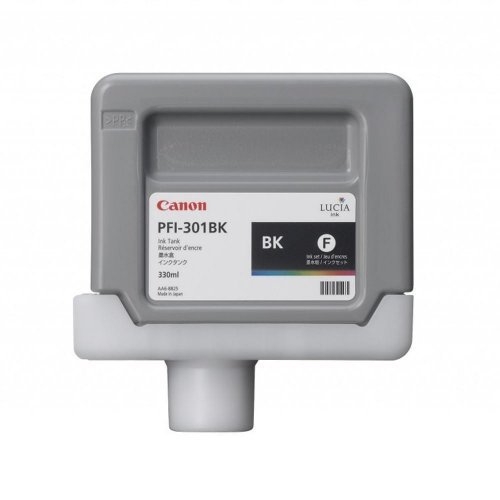 Canon Pigment Ink Tank PFI-301, Photo Black (снимка 1)