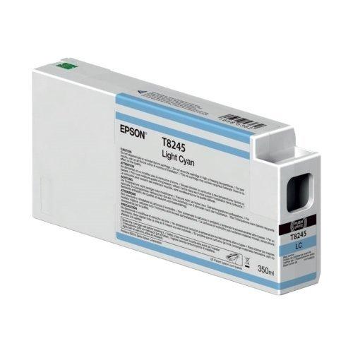 Epson Singlepack Light Cyan T804500 UltraChrome HDX/HD 700ml (снимка 1)