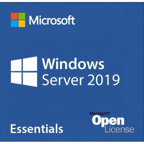 Операционна система Microsoft Windows Server Essentials 2019 x64 English 1pk DSP OEI DVD 1-2 CPU (снимка 1)
