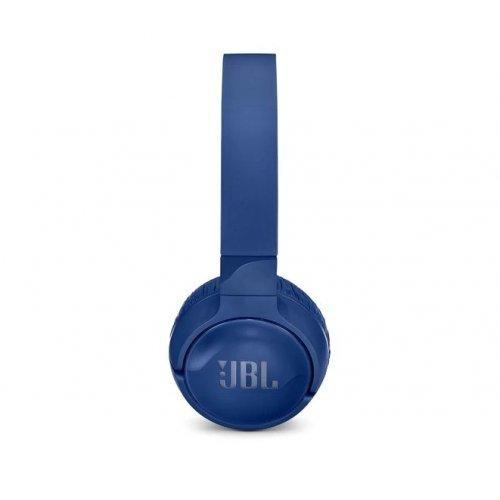 Слушалки JBL T600BTNC BLU HEADPHONES (снимка 1)