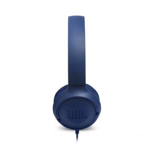 Слушалки JBL T500 BLU HEADPHONES (снимка 1)