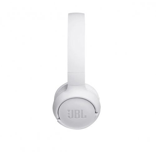 Слушалки JBL T500BT WHT HEADPHONES (снимка 1)