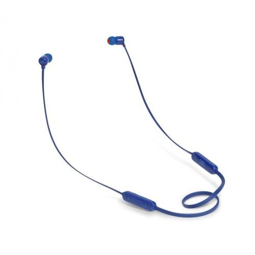 Слушалки JBL T110BT BLU In-ear headphones (снимка 1)