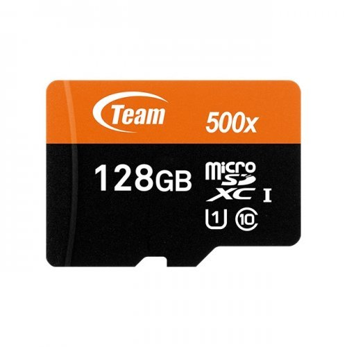 Флаш карта Secure Digital Card Micro 32GB, Team Group, Adapter, SDHC/SDXC UHS-I, Class 10, TUSDH32GUIHS03, R/W:up to 80/15 MB/s (снимка 1)