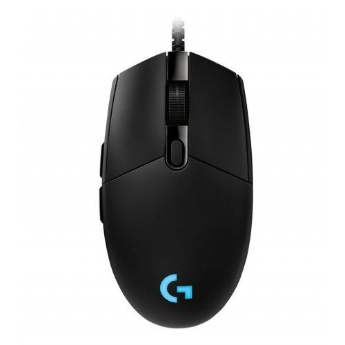 Мишка Logitech G PRO HERO Gaming Mouse - Black (снимка 1)