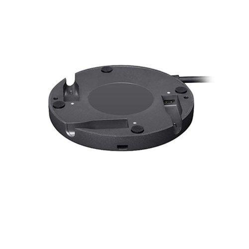 Микрофон Logitech Rally Mic Pod Hub for the Logitech Rally Ultra-HD ConferenceCam - GRAPHITE - USB (снимка 1)