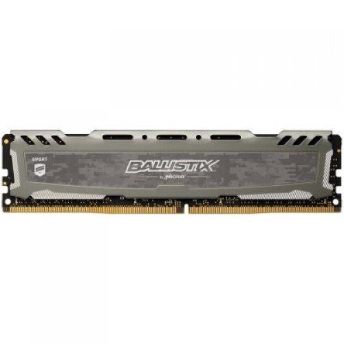 RAM памет DDR4 8GB 3200MHz, CRUCIAL Ballistix Sport LT, CL16 (снимка 1)