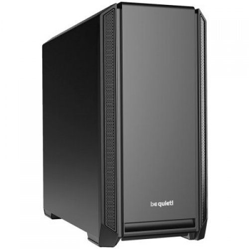 Компютърна кутия be quiet! SILENT BASE 601 Black (снимка 1)