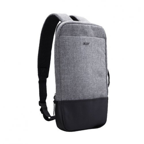 "Раница за лаптоп Acer 14"" Slim 3in1 Backpack for Spin /Swift, Black/Gray (снимка 1)"