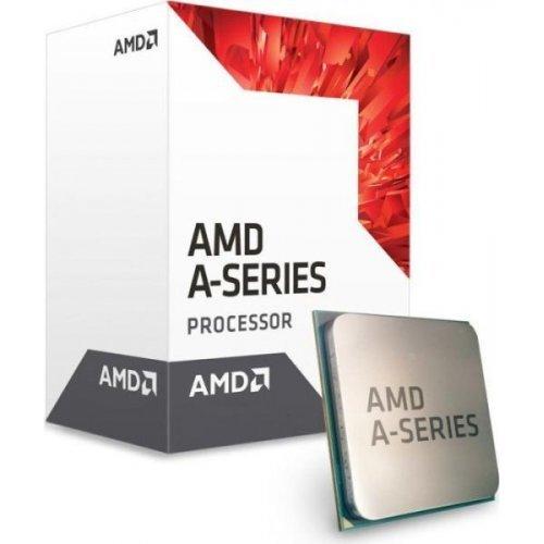 Процесор AMD A6-7480, s.FM2+, 2C/2T, 3.8GHz,1MB,65W, GPU- Radeon R5 Series, box (снимка 1)