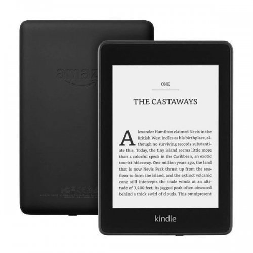 "Електронна книга Kindle Paperwhite 4 2018-8G-SO, 8GB, 6"", черен (снимка 1)"
