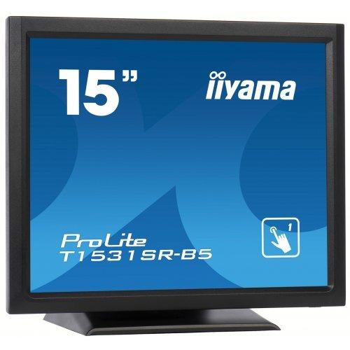"""Монитор IIYAMA 15"""" T1531SR-B5 (снимка 1)"""