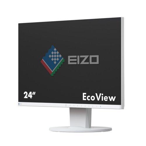 "Монитор EIZO 23.8"" EV2450-WT (снимка 1)"
