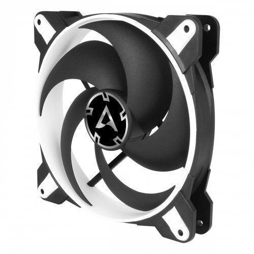 Въздушно охлаждане на процесор Arctic вентилатор Fan 140mm BioniX P140 PWM PST - White (снимка 1)