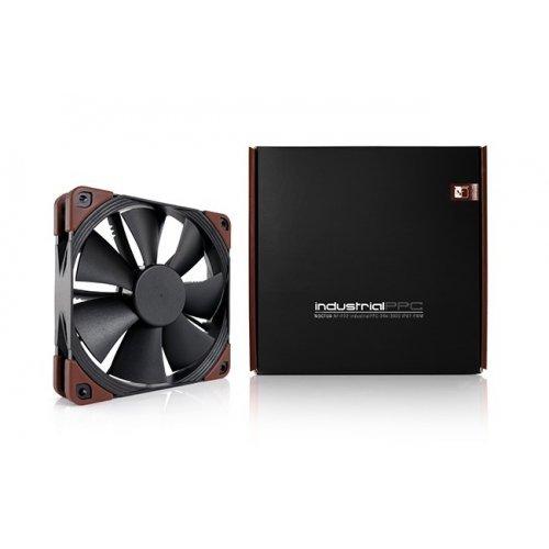 Въздушно охлаждане на процесор Noctua Влагозащитен / Прахозащитен Вентилатор Fan 120mm NF-F12-24V-IP67-iPPC-3000-PWM (снимка 1)