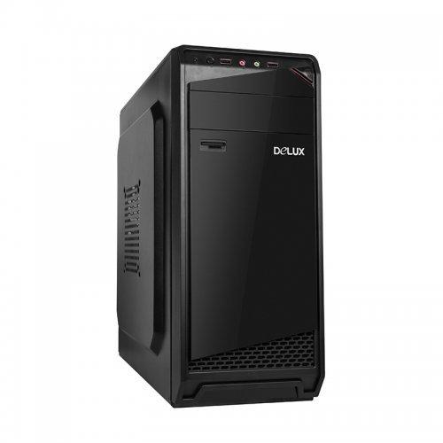 Компютърна кутия DELUX DW605 със захранване DLP 21D (снимка 1)