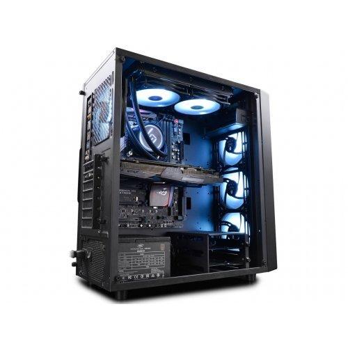 Компютърна кутия DeepCool E-Shield ATX Mid Tower (снимка 1)