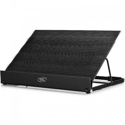 """Стенд за лаптоп DEEPCOOL N9 EX DP-N9-EX до 17"""", Охлаждаща подложка за лаптоп (снимка 1)"""
