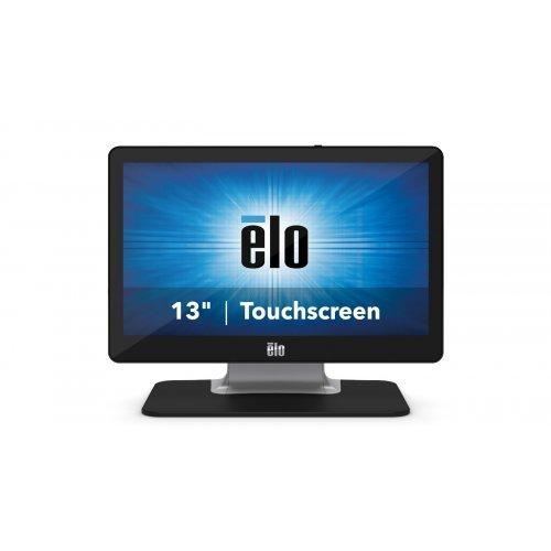 Монитор Elo E683204 ET1302L-2UWA-1-BL-G 13,3'' touchscreen Desktop monitor, p/n E683204, FullHD 1920x1080 HDMI, VGA, USB-C, Project Capacitive 10-pointsTouch, USB touch controller, Zero-bezel (снимка 1)