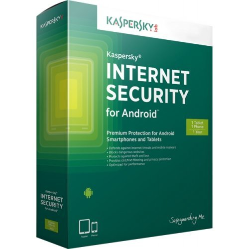Антивирусен софтуер Kaspersky Internet Security (KIS) Android, Electron License (снимка 1)