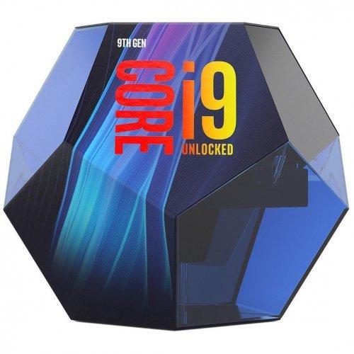 Процесор Intel Coffee Lake Core i9-9900KF , s.1151, 3.60GHz, 16MB, 95W, no VGA, Box (снимка 1)