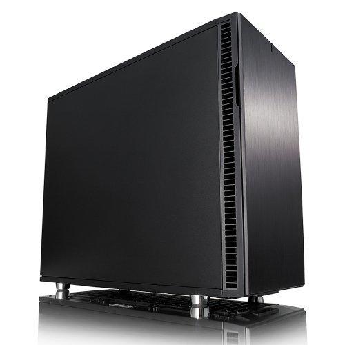 Компютърна кутия Fractal Design DEFINE R6 USB-C BLACK (снимка 1)