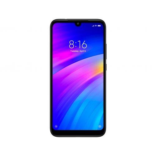 "Смартфон Xiaomi Redmi 7 3/64GB Dual SIM Black, 6.26"" 1520x720, CPU Qualcomm Snapdragon 632 (снимка 1)"
