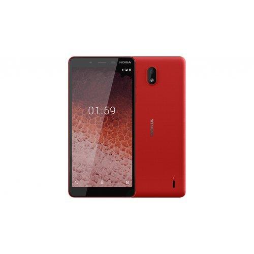 Смартфон Nokia 1 Plus 1/8GB Dual SIM червен (снимка 1)