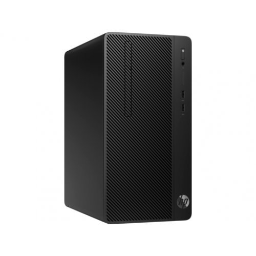 Настолен компютър HP HP 285 G3 Microtower PC, 3KU66EA, CPU AMD PRO A8-9600 APU, 4GB RAM , 500GB HDD, DOS (снимка 1)