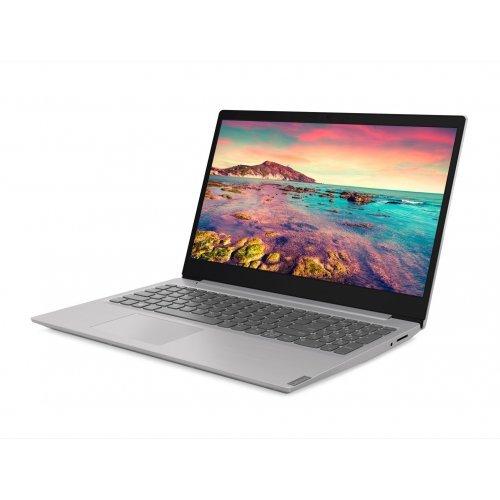 """Лаптоп Lenovo IdeaPad S145-15IWL, сив, 15.6"""" (39.62см.) 1366x768 (HD) без отблясъци TN, Процесор Intel Celeron Dual-Core 4205U, Видео Intel HD Whiskey Lake, 4GB DDR4 RAM, 128GB SSD диск, без опт. у-во, без ОС, Клавиатура- с БДС (снимка 1)"""