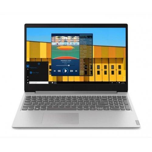 """Лаптоп Lenovo IdeaPad S145-15IWL, сив, 15.6"""" (39.62см.) 1366x768 (HD) без отблясъци TN, Процесор Intel Celeron Dual-Core 4205U, Видео интегрирана, 4GB DDR4 RAM, 1TB HDD диск, без опт. у-во, без ОС, Клавиатура- с БДС (снимка 1)"""
