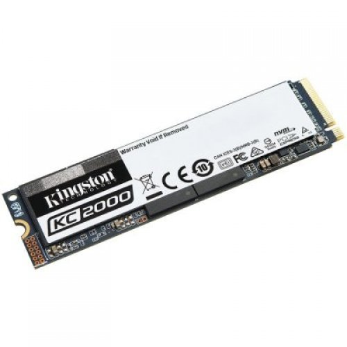 SSD Kingston 250GB KC2000 M.2 2280 NVMe (снимка 1)