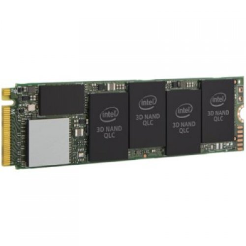 SSD Intel SSD 660p Series (2.0TB, M.2 80mm PCIe 3.0 x4, 3D2, QLC) Retail Box Single Pack (снимка 1)