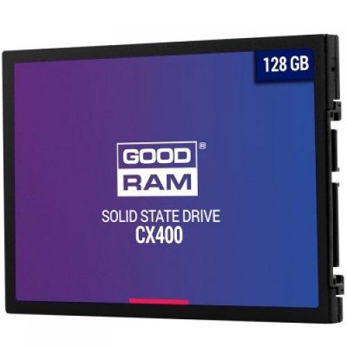 """SSD GOODRAM CX400 128GB SSD, 2.5"""" 7mm, SATA (снимка 1)"""