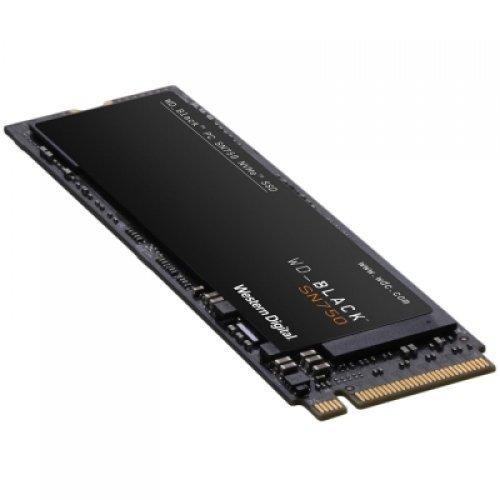 SSD WD Black (M.2 NVMe, 1TB, PCIe Gen3 8 Gb/s) (снимка 1)