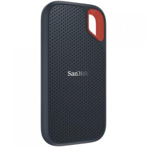 Външен твърд диск SanDisk Extreme 2TB Portable SSD, USB 3.1, Read/Write: 550 / 550 MB/s, waterproof/dustproof/shockproof (снимка 1)