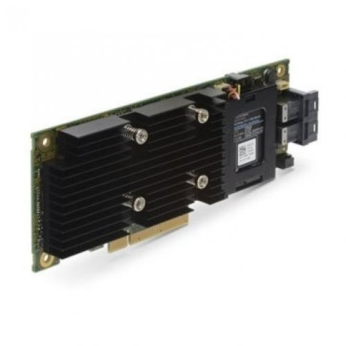 I/O модул DELL PERC H330 Storage RAID Controller Card, PCIe 3.0 x8, Full Height,SATA 6Gb/s / SAS 12Gb/s, 1.2Gbps, 8 Ch, RAID 0, RAID 1, RAID 5, RAID 10, RAID 50 (снимка 1)
