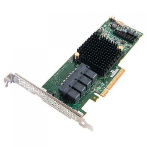 I/O модул RAID Controller ADAPTEC 2274400-R, Internal ASR-71605 16ch 1Gb up to 256 devices (PCI Express 3.0 x8, SAS/SATA III, RAID levels: JBOD, 0, 1, 10, 5, 50, 6, 1E, 60), 2274400-R (снимка 1)