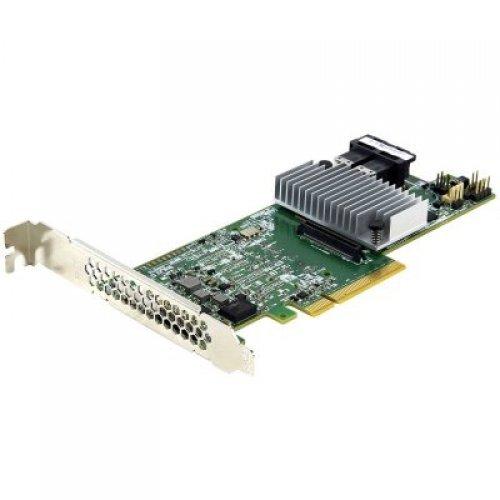 I/O модул LSI MegaRAID SAS 9361-8i, 12Gb/s, SAS/SATA 8-port int, RAID 0/1/5/6/10/50/60, Cache 1Gb DDR3 (LSI00417) (снимка 1)