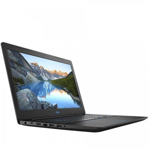 """Лаптоп Dell G3 15 3579, черен, 15.6"""" (39.62см.) 1920x1080 (Full HD) без отблясъци IPS, Процесор Intel Core i7-8750H (6x/12x), Видео nVidia GeForce GTX 1050Ti/ 4GB GDDR5, 16GB DDR4 RAM, 256GB SSD диск, без опт. у-во, Linux Ubuntu ОС, Клавиатура- светеща (снимка 1)"""