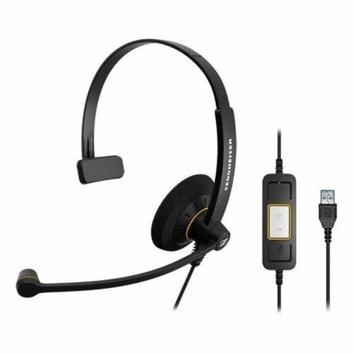 Колцентър слушалка SENNHEISER SC 30 USB ML (снимка 1)