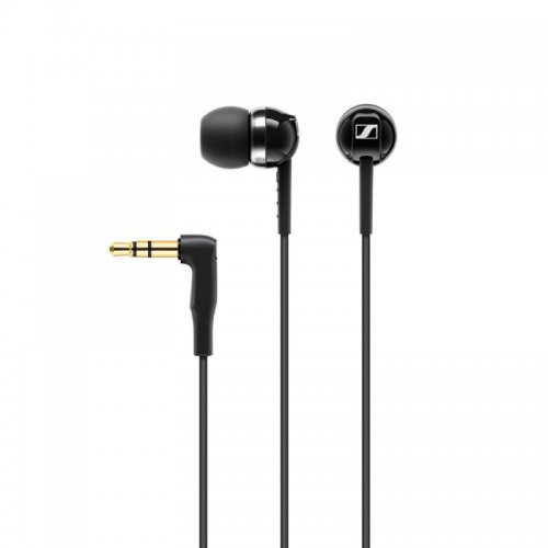 Слушалки Sennheiser CX 100 Black (снимка 1)