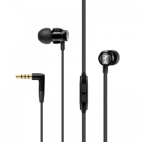 Слушалки Sennheiser CX 300s Black (снимка 1)