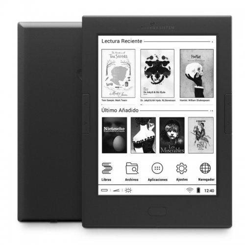 Електронна книга Energy eReader Pro 4 (снимка 1)