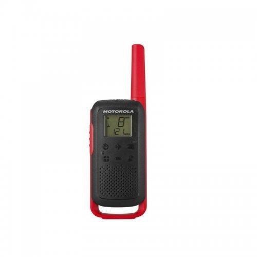 Радиостанции Motorola Talkabout T62 PMR - червени (снимка 1)
