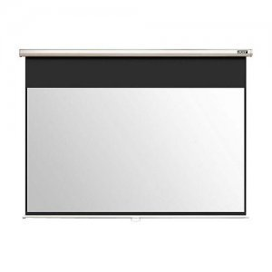 "Acer M90-W01MG Projection Screen 90"" (16:9) Wall & Ceiling Gray Manual (снимка 2)"