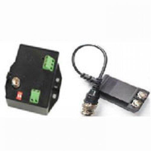 Ourten SJ-02R/ VS-T315R, Преобразувател (активен приемник) за пренос на сигнал по усукана двойка. (снимка 1)