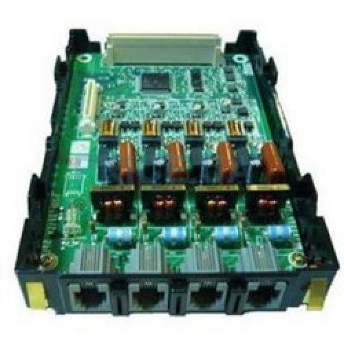 Panasonic KX-TDA3180, 4- портов модул за входни АТ външни линии  (снимка 1)
